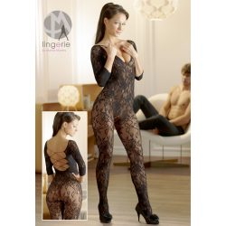 Lace Catsuit      virágos cicaruha