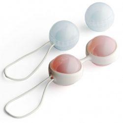 LELO LUNA - Pleasure Bead System - gésa golyó