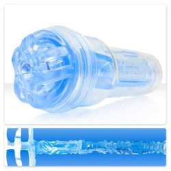 Fleshlight Turbo Blue Ice Textura Ignition     maszturbátor