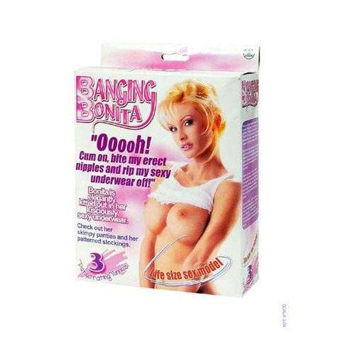 Banging Bonita - szexbaba
