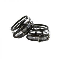 Bare Bondage - Ankle Cuffs    bokabilincs