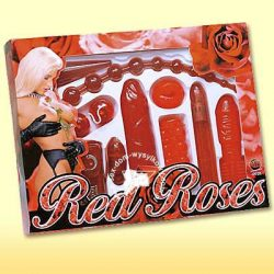 Red Roses Set