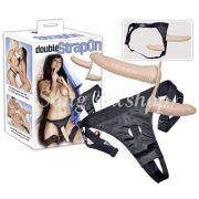 Double Dongs StrapOn - felcsatolható dupladiló