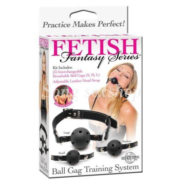 Fetish Fantasy Series - Ball Gag Training System