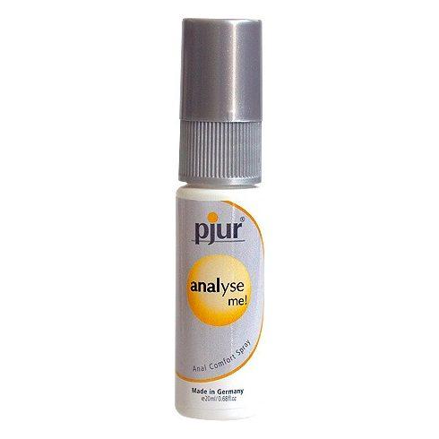 Pjur Analyse me Spray 20ml - anál lazító  827160104115