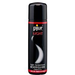 Pjur Light 250 ml  szilikonbázisú síkosító