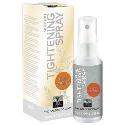 Shiatsu tightening - intim spray nőknek (50ml)