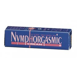 NYMPHORGASMIC CREAM - vágyfokozó