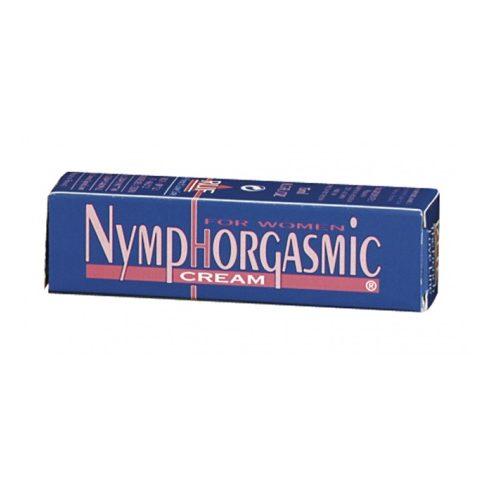 NYMPHORGASMIC CREAM - vágyfokozó