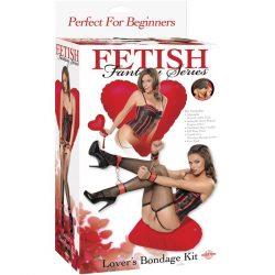 Fetish Fantasy Series Lovers Bondage Kit