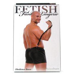 Fetish Fantasy Obedience Boxer Set  póráz boxeralsóval