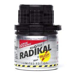 Radikal Rush  30 ml bőrtisztító folyadék