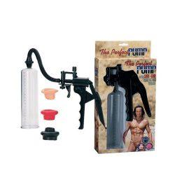 The Perfect Pump with Sure-Grip  péniszpumpa
